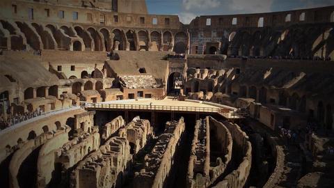 Roman Coliseum Filmmaterial