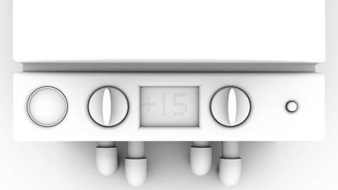 Modern heating system2 Footage