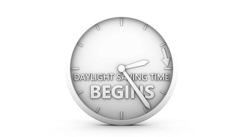Daylight saving time 3 Filmmaterial