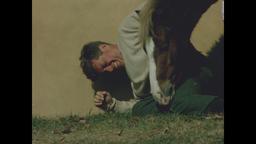 John F. Kennedy Plays with Pony - Atoka Virginia 1963 Footage