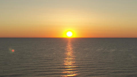 Sea Sunrise Filmmaterial