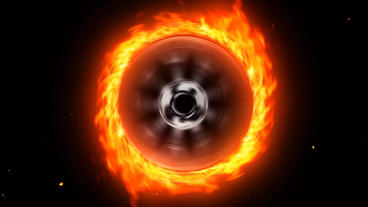 Wheels on Fire After Effects Template