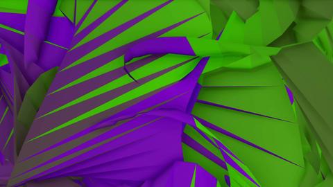 Colored Polygons 4k 01 Vj Loop Animation