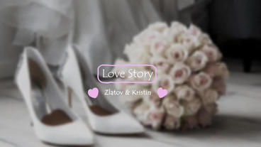 Jazz style Wedding Titles After Effects Templates