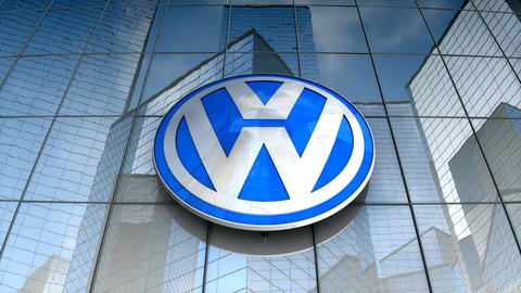 Editorial, Volkswagen building Animation