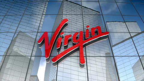 Editorial, Virgin building Animation