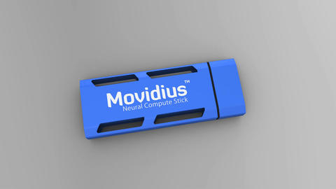Editorial, Intel Movidius Animation