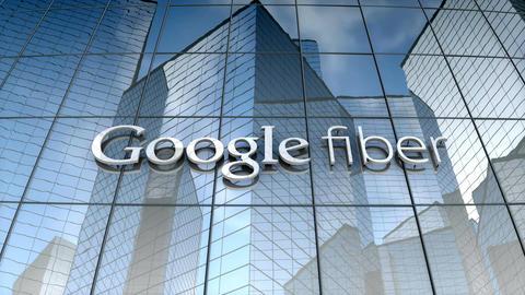Editorial, Google Fiber building Animation
