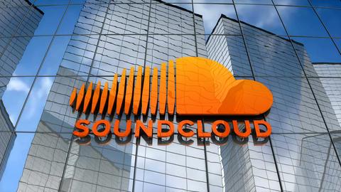 Editorial, Soundcloud building Animation