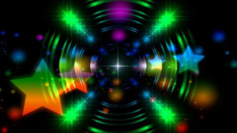 DJ DISCO LIGHTS Animación