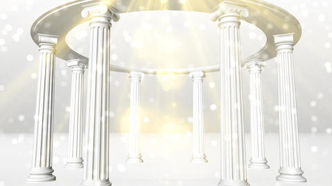 Wedding Background 001 Animation