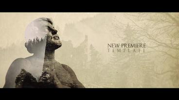 Cinematic Double Exposure Premiere Pro Template