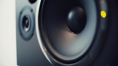 Monitor speaker Footage