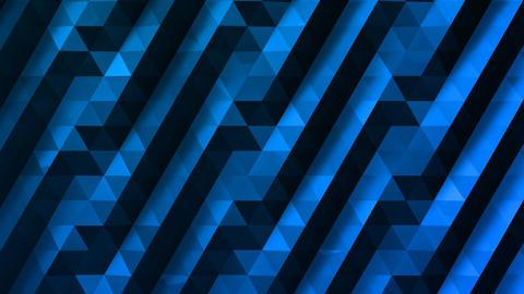 Geometric Wall 4 WA3Z Rd 4K CG動画