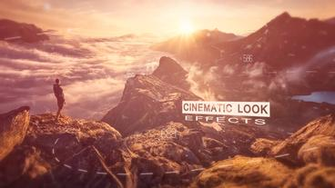 Parallax (Cinematic Photo Slideshow) After Effects Template