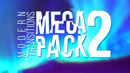 Modern Transitions Mega Pack 2 Premiere Pro 템플릿