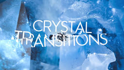 Crystal Transitions Premiere Proテンプレート