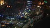 Night view of Yokohama Footage