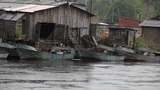 fishing village Footage