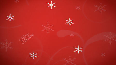 christmas tree paper curl 01 Stock Video Footage