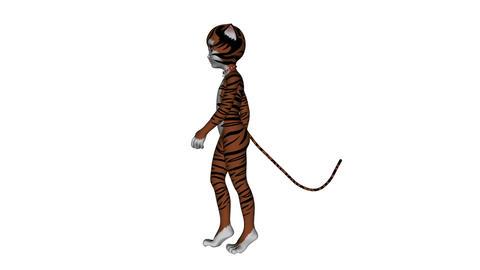 猫人間 Animation