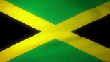 Flag Jamaica 04 Animation