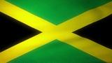 Flag Jamaica 04 Animation