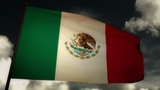 Flag Mexico 02 Animation
