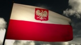 Flag Poland 02 Animation