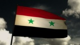 Flag Syria 02 Animation
