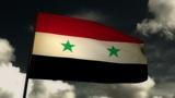 Flag Syria 02 Animation