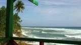 Caribean Sea view 03 Footage
