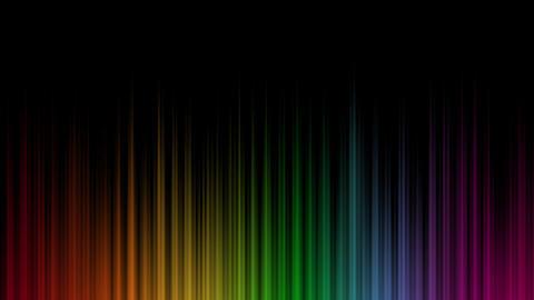 Aurora Borealis Animation