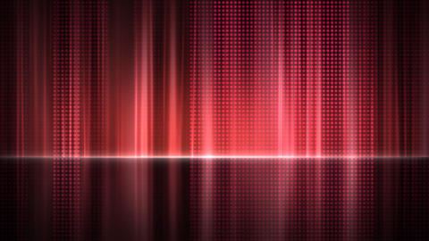 Stage Curtain 4 Ac 2b HD Stock Video Footage