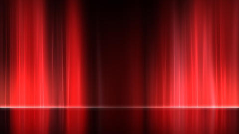 Stage Curtain 4 Ac 5 HD Stock Video Footage