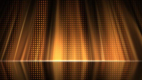 Stage Curtain 4 Ad 3b HD Stock Video Footage