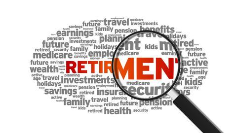 Retirement Animation