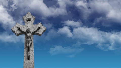 Crucifix Animation
