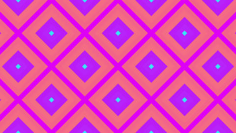 Square abstract animation background looped Animation