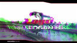 Aggressive Logo Premiere Pro Template