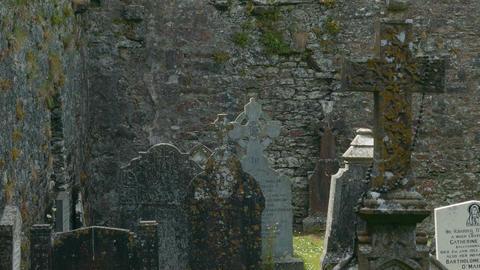 Kilcrea Friary, County Cork, Ireland - Graded Version Image