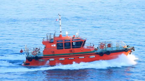 Turkish coastguard Bild