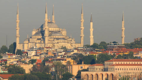 Istanbul Blue Mosque Image