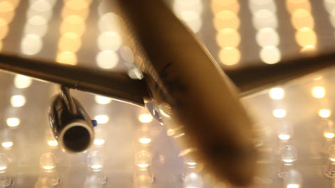 Flight at Air port Live Action