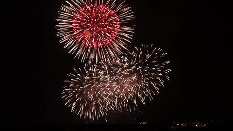Fireworks StarMine OnTheSea Footage