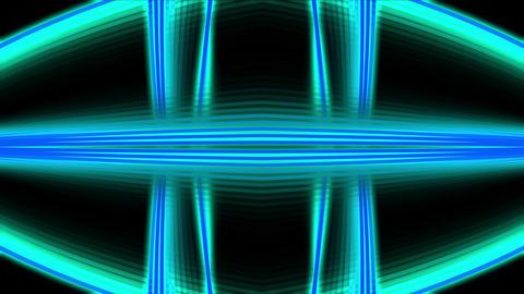 Colorful Echo 4 4K Vj Loop Animation