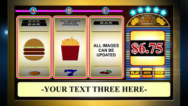 Slot Machine After Effects Template