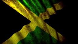 Jamaica Flag Animation
