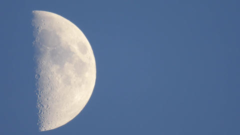 Lunar X and Lunar V Footage