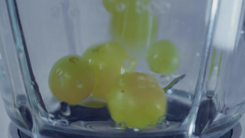 Fruits in household appliances Footage